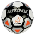 Brine Toro Soccer Ball with Turf Tech Coating, Size 5