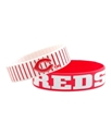 MLB Cincinnati Red Bulky Bandz Braclet 2 Pack